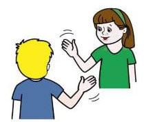 Социальная история: Как играть с другими детьми