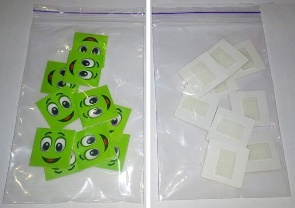 жетоны-зеленые